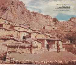 Bouclage d'un village Kabyle