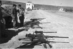 Revue d'armement de mitrailleuses