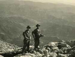 Sur un piton en Kabylie