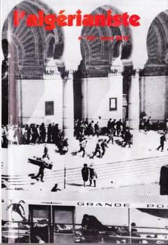 Photo-titre pour cet album: ALGER - 26 MARS 1962
