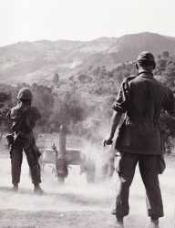 L'artillerie en action