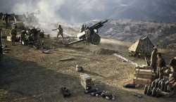 Batterie d Artillerie en Grand Kabylie