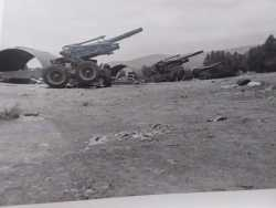 Saut du canon au moment du tir