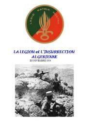 Photo-titre pour cet album: La LEGION à la veille de la Guerre