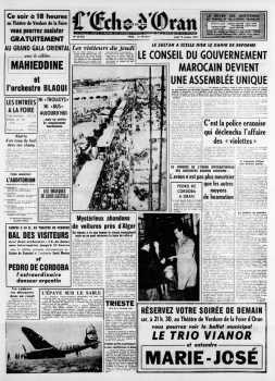 15 octobre 1953