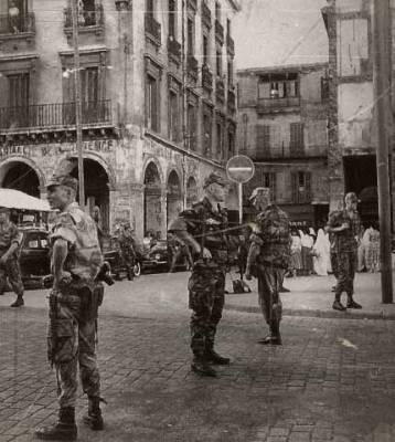 Photo-titre pour cet album: Le 3ème RPC dans la Bataille d'Alger