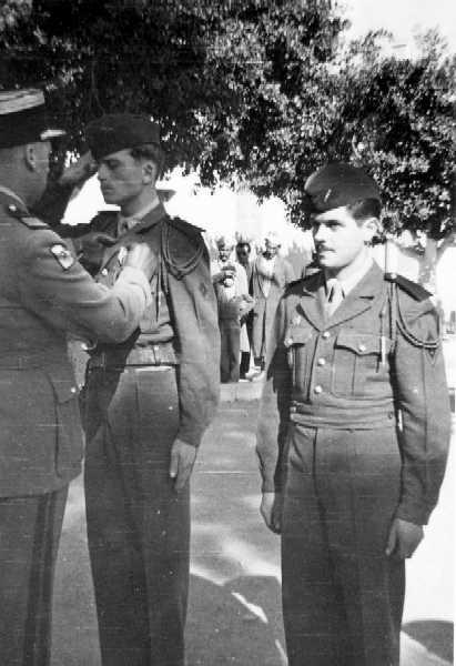 1er Cuirassier - Cassaigne - 1958  Colonel de BORT