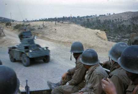 Auto-mitrailleuse britannique MK 1 Ferret
