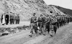 Un Commando de Chasse  quelque part en Kabylie