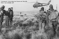 Le Commando COBRA dans les ksours de GERYVILLE