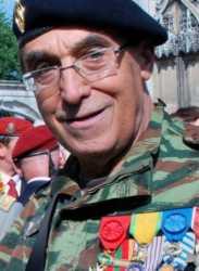 Major CALDERON, ancien de Cobra