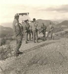 Photo-titre pour cet album: Les Commandos V