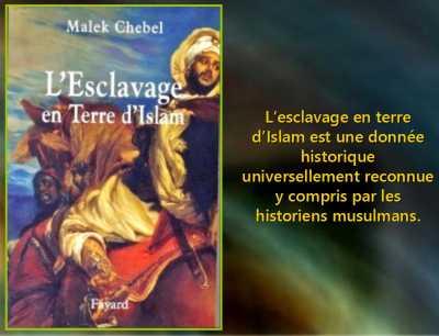 Esclavage en Terre d'ISLAM