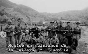 WILAYA 3 - KABYLIE