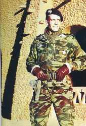 Capitaine SOUETRE Chef du Commando de l'Air 40 du 13-11-1957 au 12-04-1960