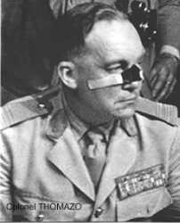 Colonel Jean THOMAZO