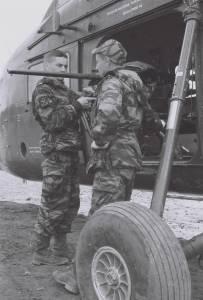 Photo-titre pour cet album: GHAN N°1  Groupement d'Hélicoptères de l'Aéronavale