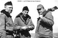 CC BABOT et deux aviateurs