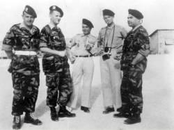 Photo-titre pour cet album: 1er RHP  (Hussards Parachutistes)