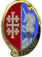 Insigne 1er RHP