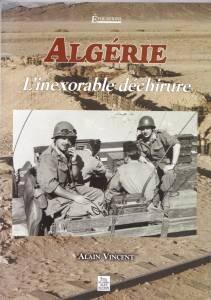 Photo-titre pour cet album: L'ALGERIE, l'inexorable déchirure