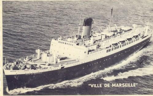Le Ville de Marseille  a beaucoup servi au transport de troupes