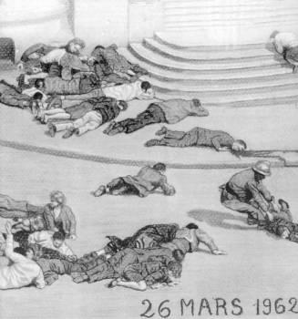 Photo-titre pour cet album: La Tuerie du 26 Mars 1962