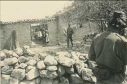 Soldats de la Harka de Cap Aokas  (Bougie Petite Kabylie)