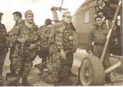 COLOMB-BECHAR Commando de l'Air 40