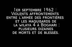 Photo-titre pour cet album: MASSACRES FLN après le 01/7/1962