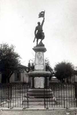 BREA Le Monument aux Morts