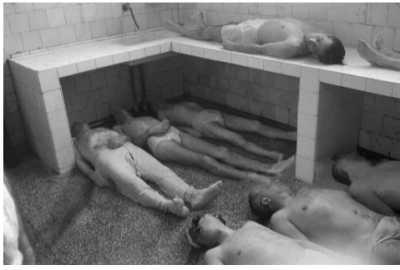 ALGER le 26 MARS 1962  La Morgue de l'Hopital MUSTAPHA  ----  Liste des Victimes