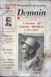 Photo-titre pour cet album: Capitaine MOUREAU  Lieutenant PERRIN