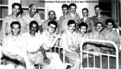 Photo-titre pour cet album: PRISONNIERS DU FLN