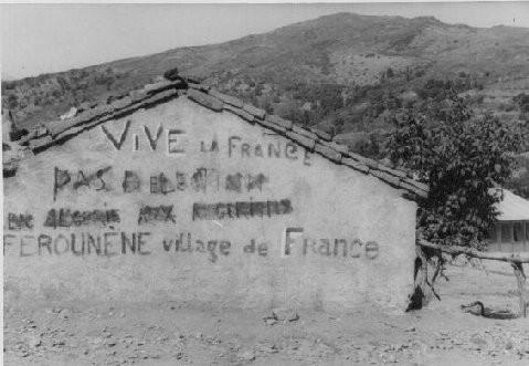 SAS de FEROUNENE Village de France