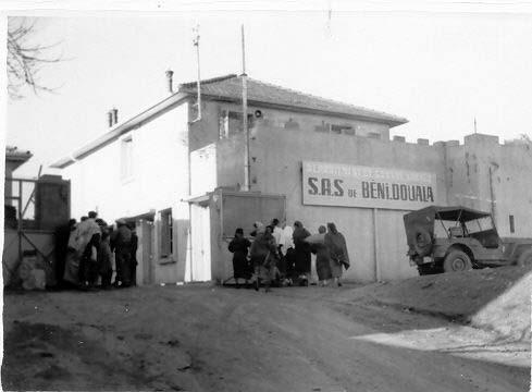SAS des Beni Douala en Grande Kabylie.
