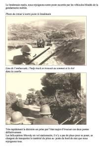 Photo-titre pour cet album: 9 Janvier 1959  L'embuscade de la route du Phare