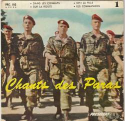 Photo-titre pour cet album: Chansons Militaires
