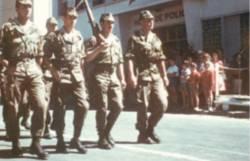 Photo-titre pour cet album: Commando de Chasse 45  Unité support 31ème BCP